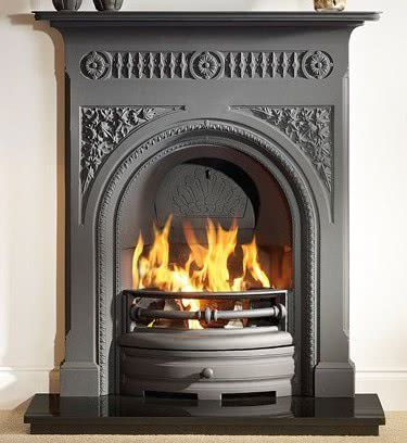 Cast Iron Fireplace Surrey