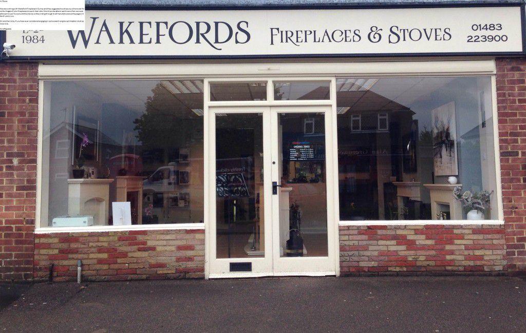 Wakefords shop front