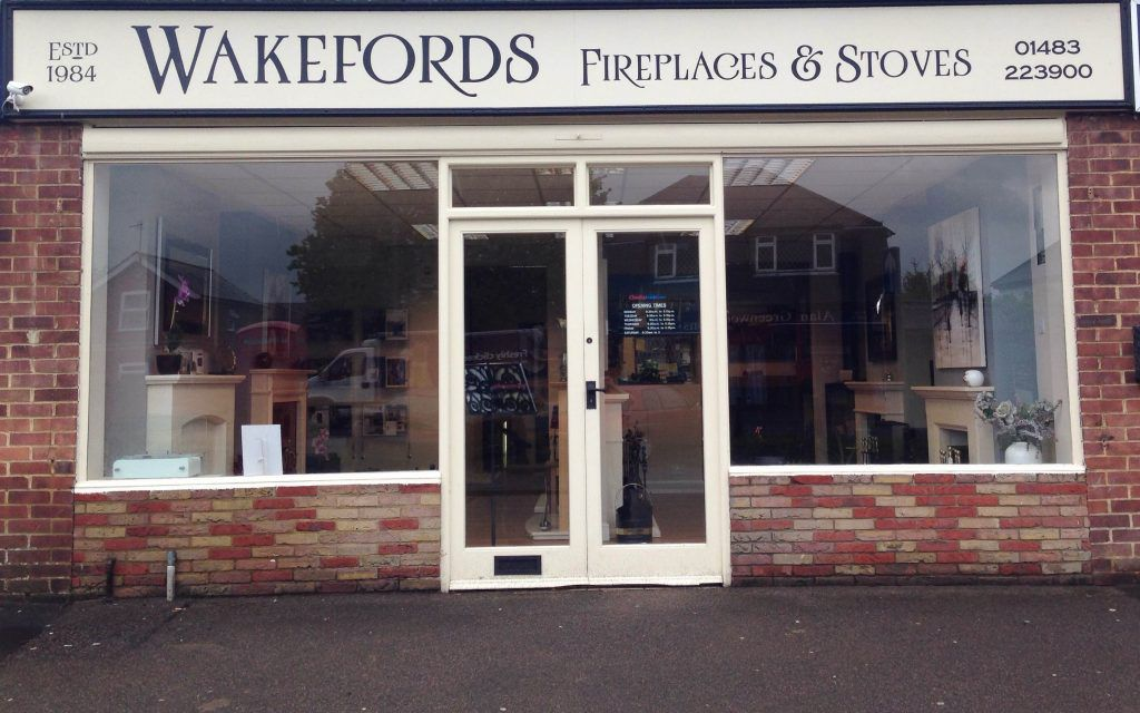 wakefords shop front