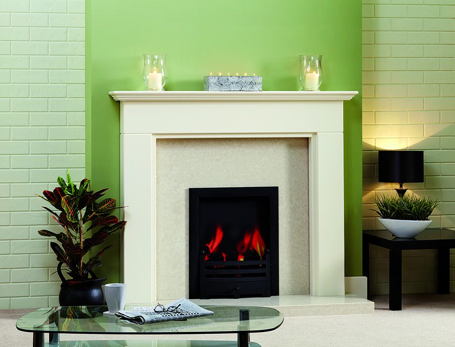 Natural Stone fireplace Surrey