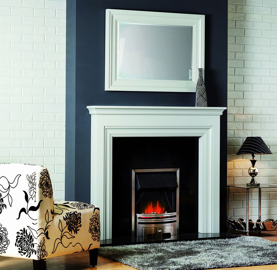 Emmerdale Electric Fire