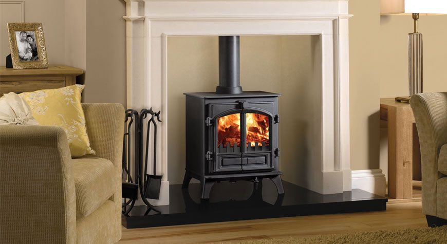 riva-plus-midi-wood-burning-stove-image